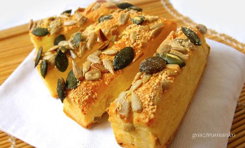 Túrós-sajtos rúd recept