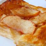 Almás négyszög recept