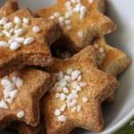Ánizsos narancsos csillagok recept