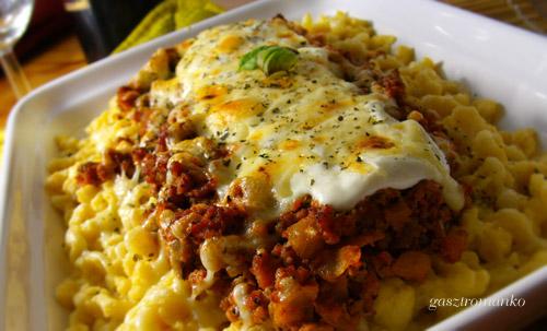 Bolognai galuska recept