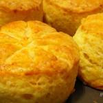 Burgonyás pogácsa Mankó módra recept