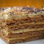 Csokis marlenka recept