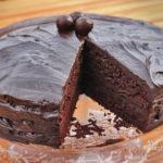 Csokitorta, ami nem száraz!