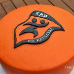 Érd handball kézilabda torta