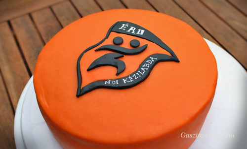 Érd handball kézilabda torta recept