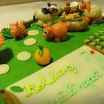 Farm torta recept