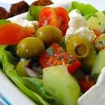 Fetás saláta recept
