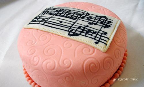 Für Elise torta recept