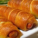 Hotdog főzve-sülve recept