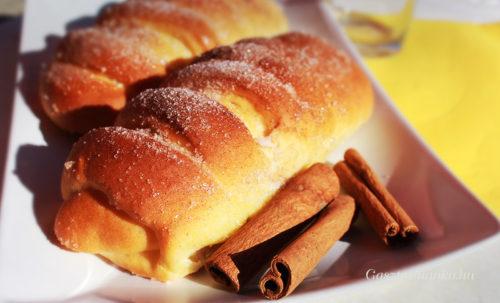 Limara fahéjas kiflije recept