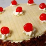 (Majdnem) red velvet torta recept
