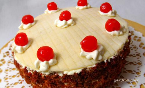 Torta Red Velvet Recept Red Velvet Torta Recept