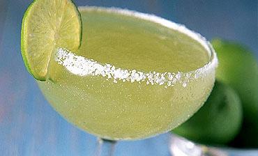 Margarita koktél recept
