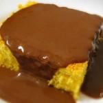 Menzás piskótakocka csokiöntettel recept