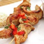Mogyorós csirkenyárs