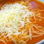 Olasz paradicsomleves recept