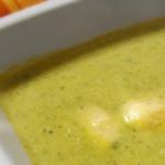 Spárgakrémleves medvehagymával recept