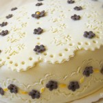 Szecessziós torta recept