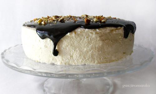 Túrórudi torta recept