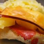 Ananászos-tarjás csirkemell recept