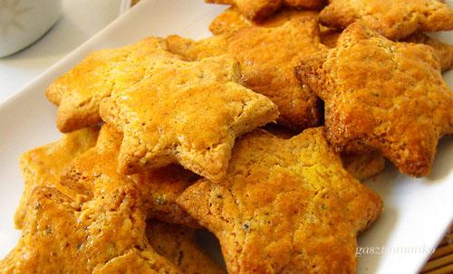 Ánizsos keksz recept