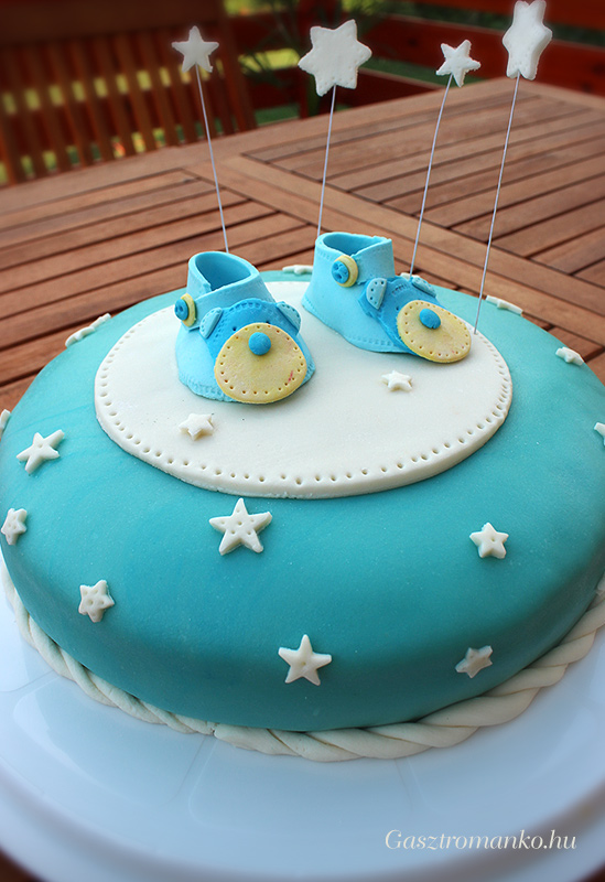 Babaváró torta recept