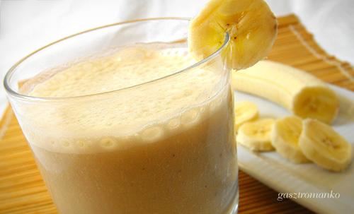 Jeges banánturmix recept