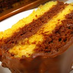 Barackos süti recept