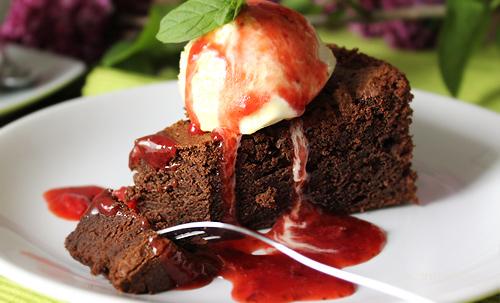 Francia csokoládétorta recept