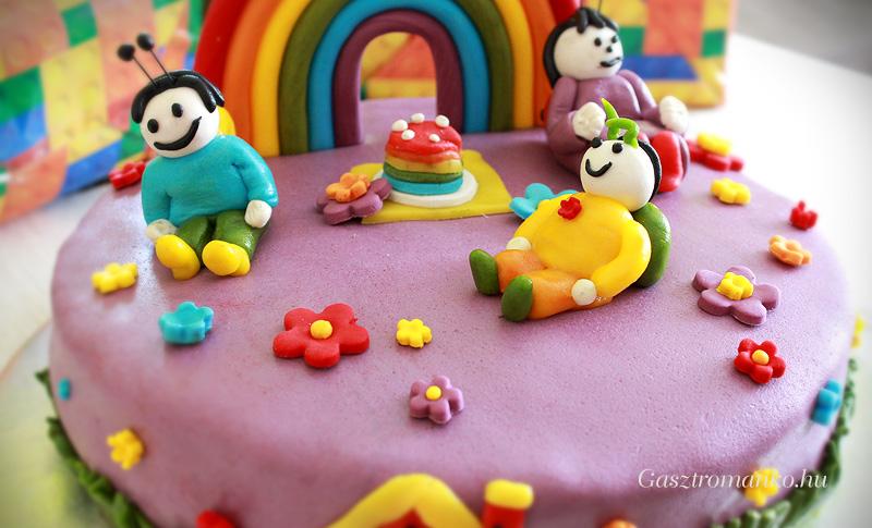 bogyó és babóca torta képek Bogyó és Babóca torta | Recept | Gasztromankó receptek bogyó és babóca torta képek