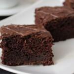 Céklás csokis süti recept