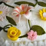 Citromkrém torta recept
