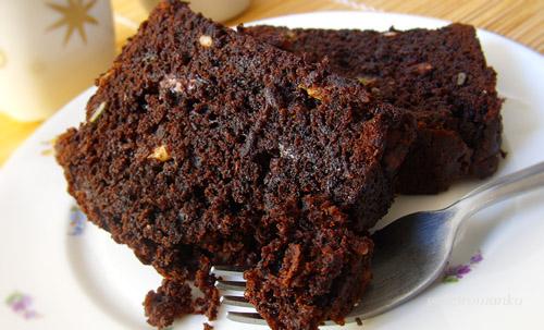 Csokis cukkinikenyér recept