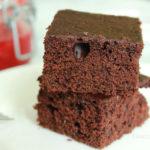 Csokis kocka recept