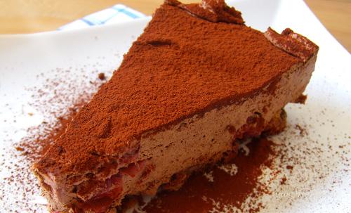 Egyszerű csokitorta recept