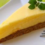 Francia citromtorta – egyszerűbben recept