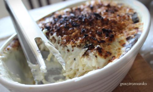 Gazdag sajtos tészta recept