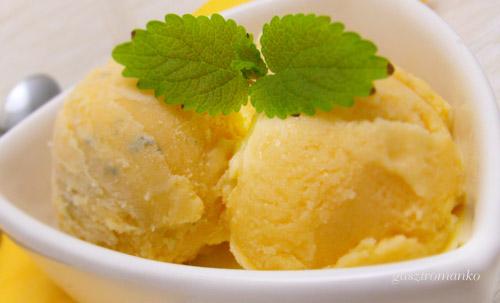 Gorgonzola fagylalt recept