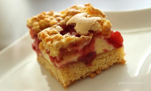 Habos epres sütemény recept