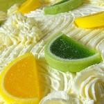 Habos narancstorta recept