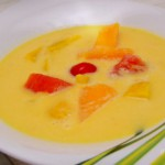 Hideg görög gyümölcsleves recept