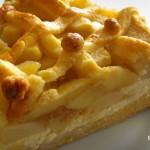 Holland almatorta recept