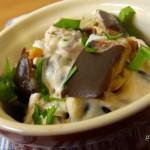 Joghurtos padlizsán saláta recept
