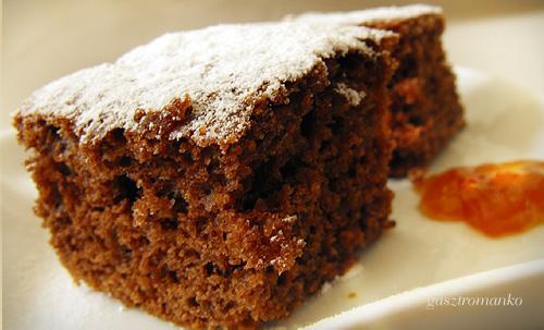 Kakaós kavart sütemény recept