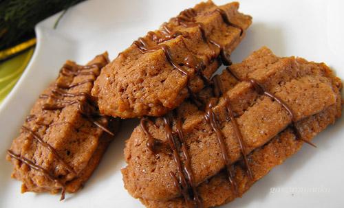 Karácsonyi fűszeres keksz recept