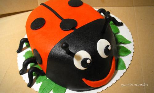 katicabogár torta képek Katica torta | Recept | Gasztromankó receptek katicabogár torta képek