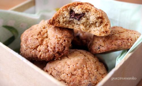 Kávés fahéjas cookie recept