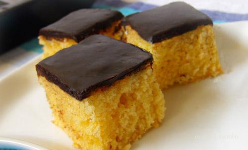 Kefíres kevert sütemény recept