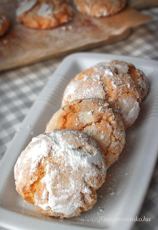 Kókuszos-citromos pöffeteg recept