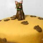 Cicás torta recept